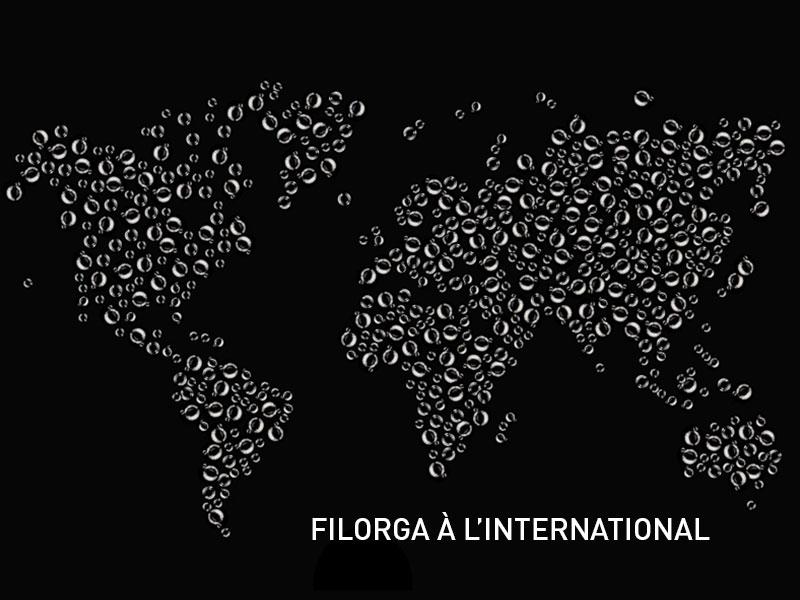 FILORGA À L'INTERNATIONAL