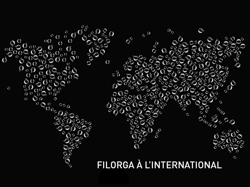 FILORGA À L'INTERNATIONAL