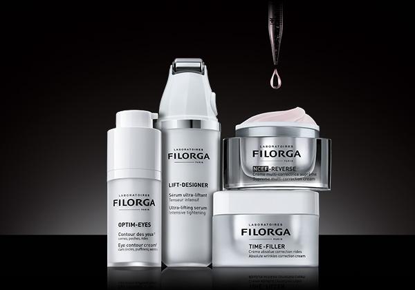 Anti-aging skincare cosmetics