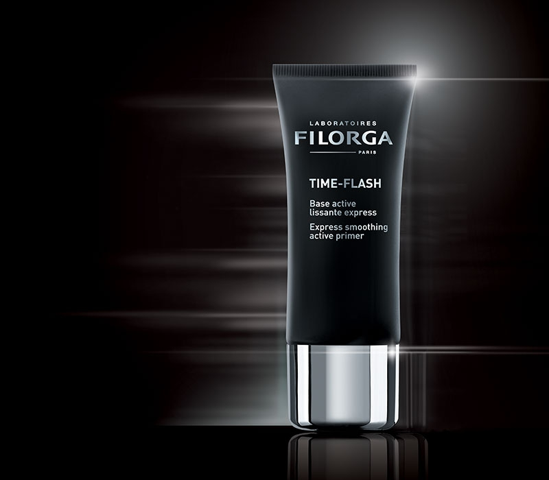 <strong>TIME-FLASH<sup>®</sup><br/>EXPRESS SMOOTHING<br>ACTIVE PRIMER</strong>