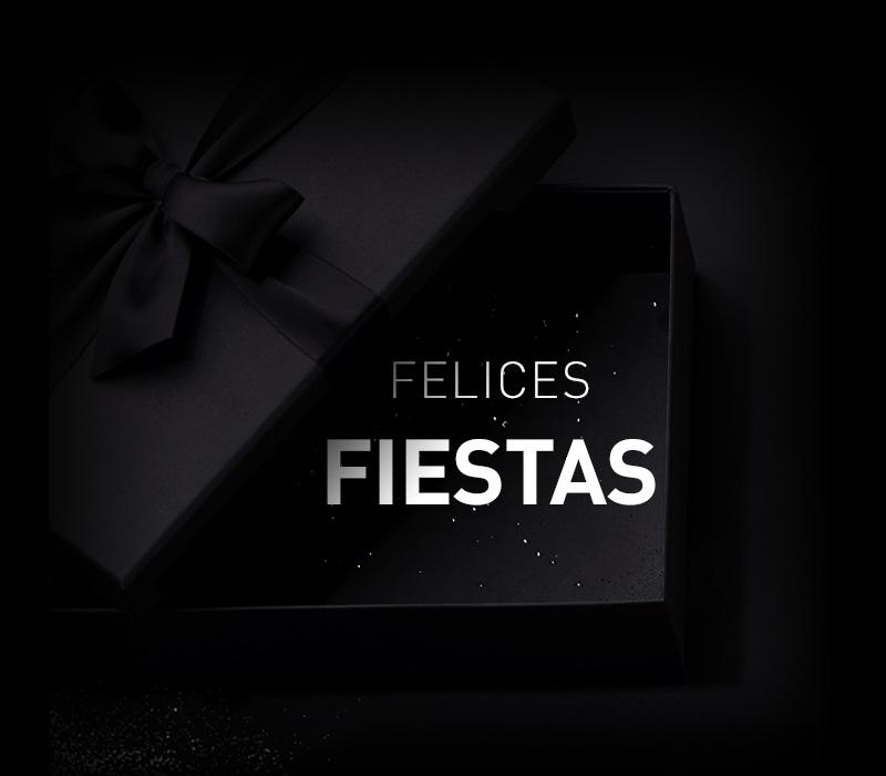 <strong>Felices Fiestas</strong><br>