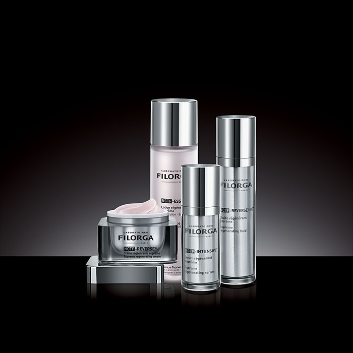 ANTI-AGING REVOLUTION<br/><strong>NCTF-REVERSE<sup>®</sup></strong>