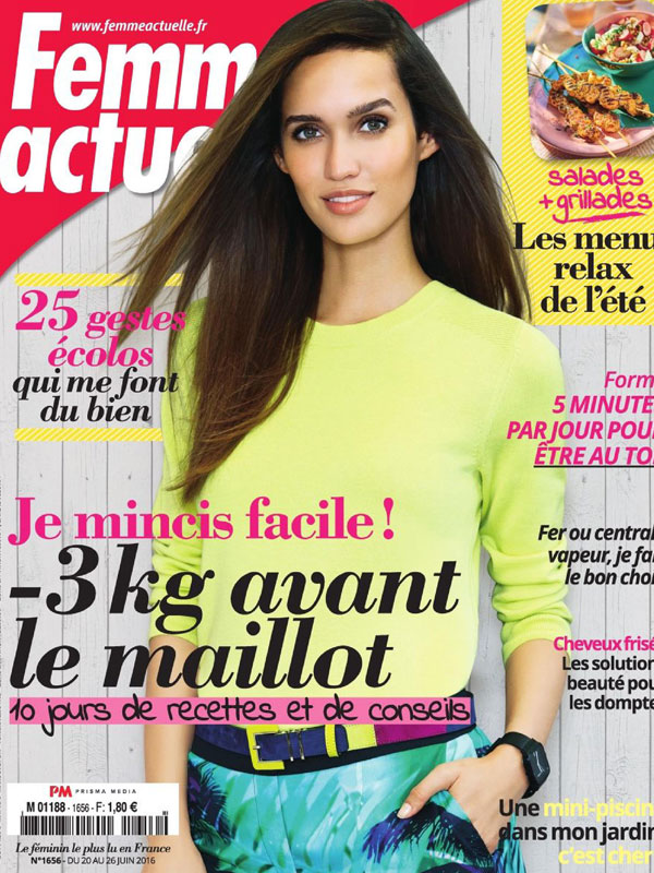 FEMME ACTUELLE May 2017