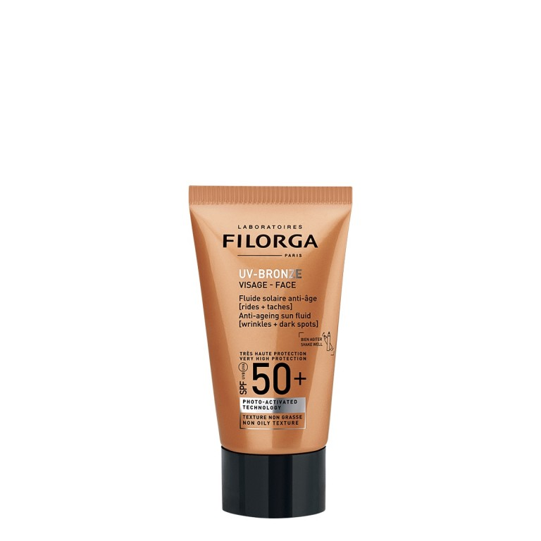 UV-BRONZE VISO SPF50+